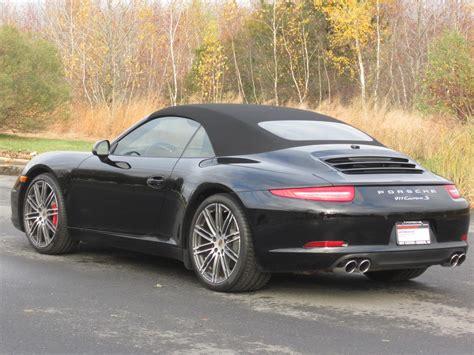 2014 Porsche 911 S Cabriolet