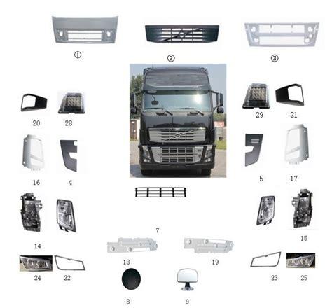 volvo truck trailer spare parts