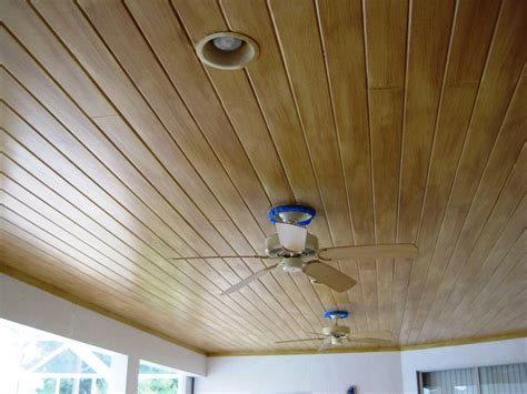 Faux Wood Ceiling by Array Of Color Inc Faux Painted Pine Wood Ceiling