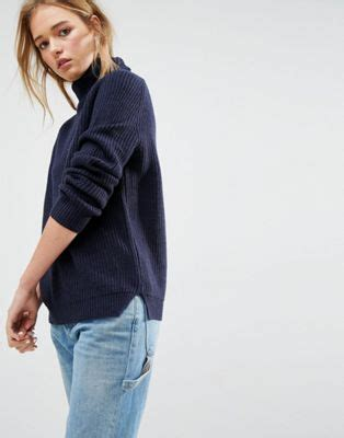 Sweater Obito Ultimate 1 asos asos ultimate chunky sweater with roll neck