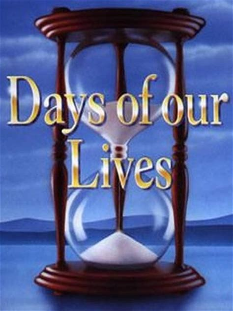 Days Of Our Lives Now On Itunes by Days Of Our Lives On Itunes Popsugar Tech