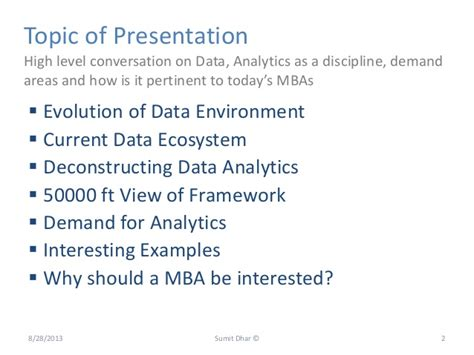 Why Mba From Iift by Iift Leadership Summit Data Analytics And Big Data