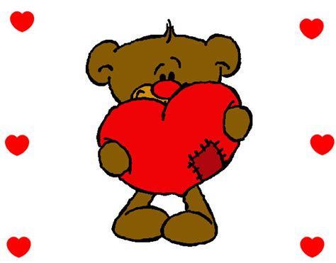 imagenes animadas de ositos de amor dibujos de osos de amor pintados imagui