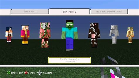 Lego Minecarft Xbox One Edition Steve M08 174 minecraft xbox 360 new skin pack 3 dlc review
