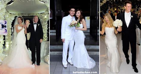 coco lee wedding wedding dress silhouette