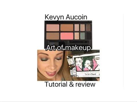 review tutorial lipstik kevyn aucoin s art of makeup palette review tutorial