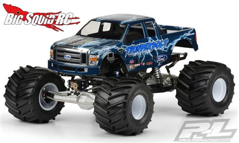 jam rc truck bodies pro line 2008 ford f 250 truck 171 big squid rc