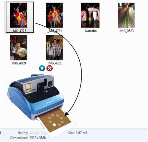 cara membuat yuyu menjadi gembur cara mudah membuat foto biasa menjadi polaroid pusat gratis