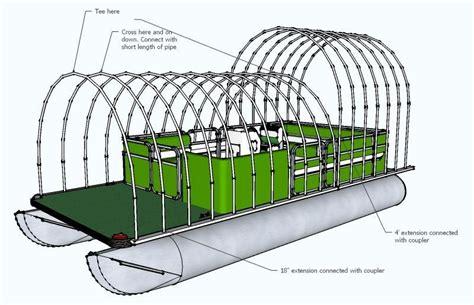 pontoon boat trailer design homemade pontoon boat plans bing images boat building
