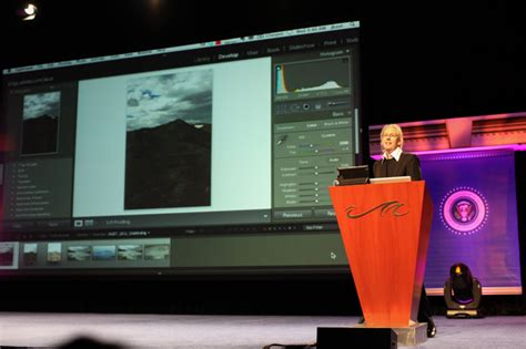 adobe lightroom tutorial julieanne kost photoshop world 2012 kicks off in las vegas photoshop