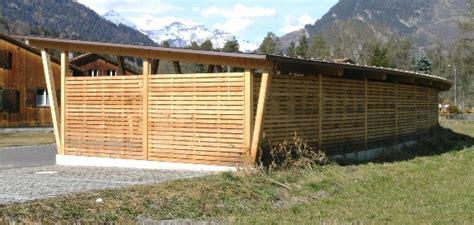 Autounterstand Holz by Pl 225 Cido P 233 Rez Dipl Bauingenieure Gmbh Publikationen