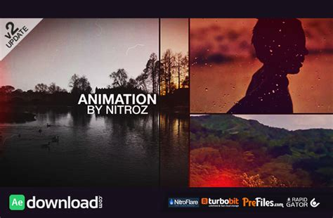 after effects free reel template country travels archives free after effects template