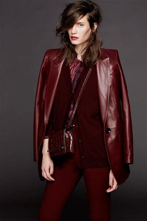 trajes de cuero para mujer cat 225 logo pedro hierro para mujer primavera verano 2014