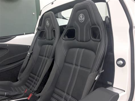 Car Seat Esprit used 2016 lotus elise s3 for sale in northtonshire pistonheads