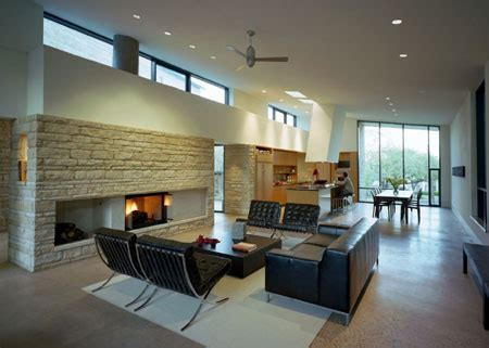 HOME DZINE Home DIY   Polished concrete floors