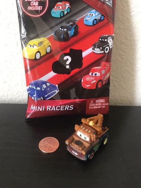 Disney Cars Mater Die Cast disney cars 3 mini racers die cast blind bag mater