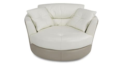 rotating sofa chair stage large swivel chair new club dfs