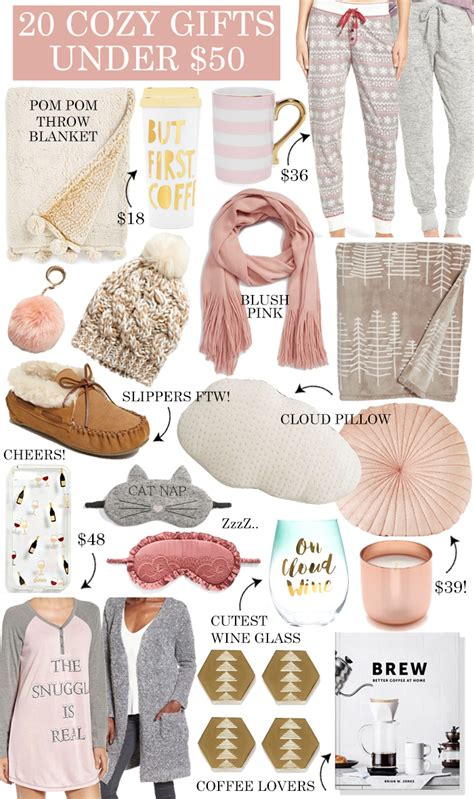 20 cozy gift ideas under 50 livvyland austin fashion