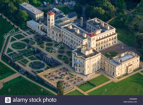 buy house isle of wight aerial view of osborne house east cowes isle of wight uk stock photo royalty free