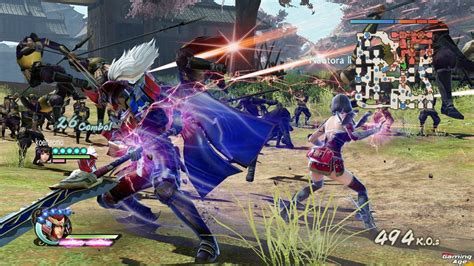 Samurai Warriors 4 Ii Samurai Warriors 4 Ii Pc samurai warriors 4 ii review for ps vita ps4 ps3