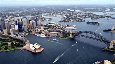 L House by Wallpaper Sydney Australia Harbour Bridge Sydney Opera