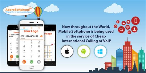mobile voip for pc now throughout the world mobile softphone is being used