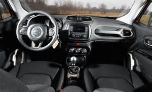2015 jeep renegade sport 4x4 1 4t manual test review