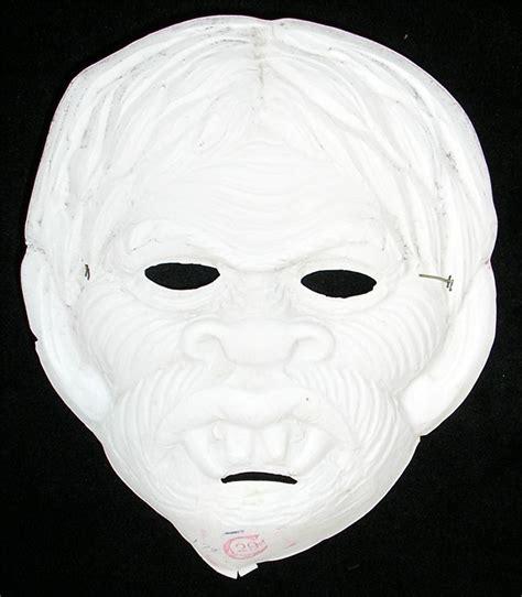 Bonus Masker 1967 morlock based mask the time machine bonus mask included