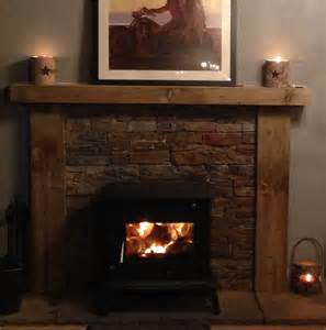 Fireplace Surrounds For Wood Burners Can I A Wooden Surround Around My Fireplace With
