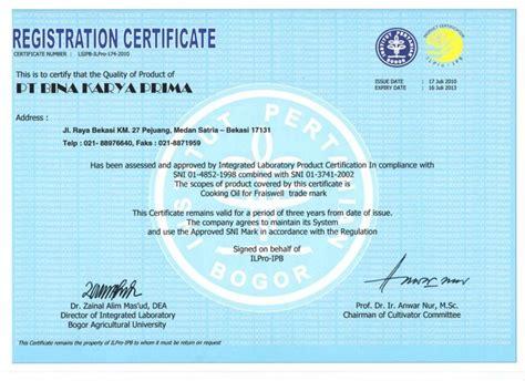 Minyak Goreng Frais Well welcome to pt bina karya prima bkp