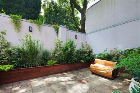 brooklyn nyc backyard patio and rooftop terrace garden design amber freda nyc home garden