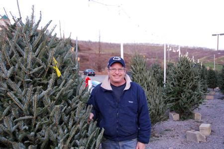 pool city christmas trees pittsburgh how green is your tree an answer to the real vs plastic debate the allegheny front