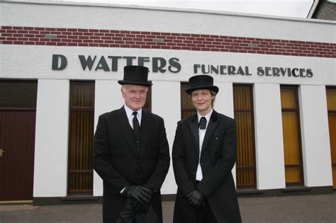 d watters funeral services home