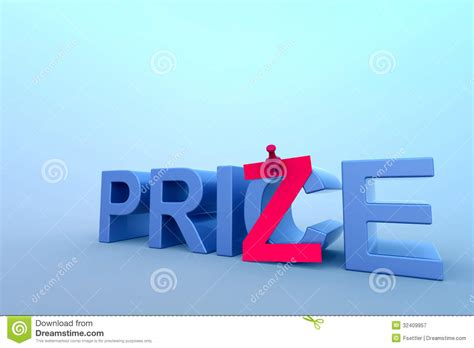 abstract prices abstract price and prize concept royalty free stock