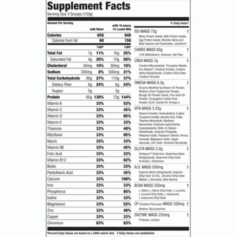 Isomass Xtreme Gainer 3 5 iso mass xtreme gainer review ultimate nutrition