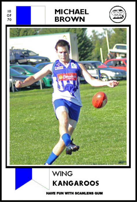 afl footy card template resource footy cards templates bigfooty afl forum