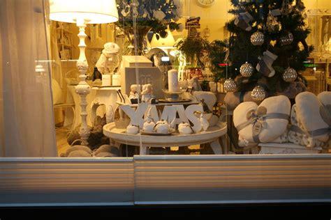 arredi natalizi per negozi foto negozio lir 249 chic shabby style stile country e