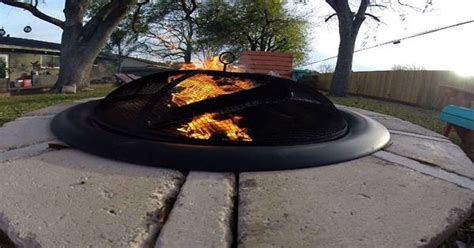 can you have a fire in your backyard this easy diy project will have you roasting marshmallows