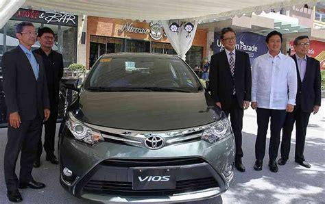 Mesin Toyota Vios toyota vios dan yaris terbaru akan pakai mesin sienta