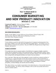 product outline template 7 product template procedure template sle