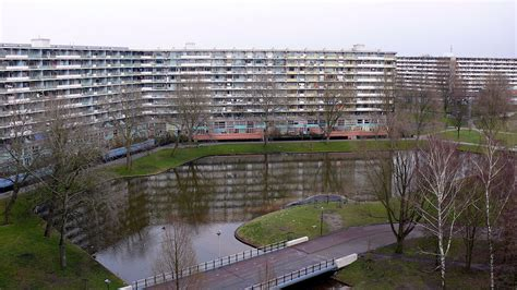 Garages With Apartments by Bijlmermeer Wikipedia
