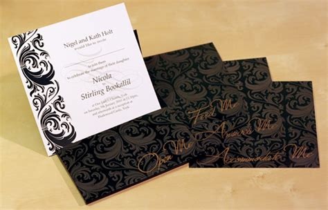 york wedding stationery and invitation designers - Wedding Stationery Design