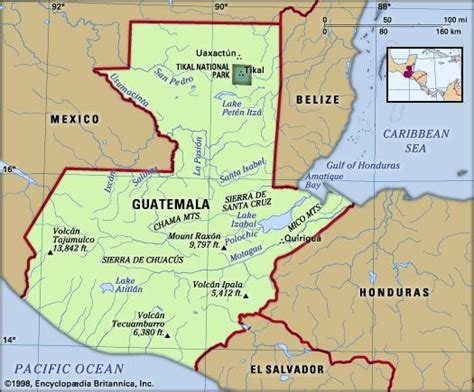 5 themes of geography guatemala guatemala history geography britannica com