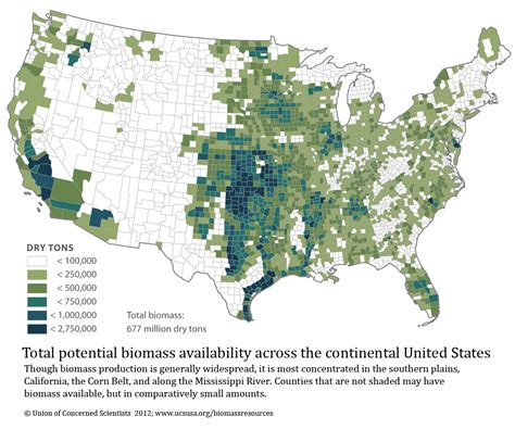 how is the us biomass resources in the united states 2012 union of