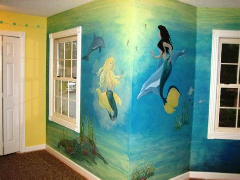 Mermaid Room Decor Mermaid Room Decor Ideas Creating Mermaid Home Decor Home Design