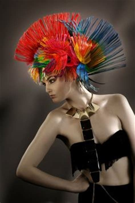hair themes for a show hair show ideas on pinterest rainforests avant garde