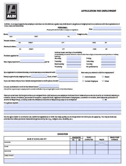 toys r us printable job application pdf image gallery kfc application form usa