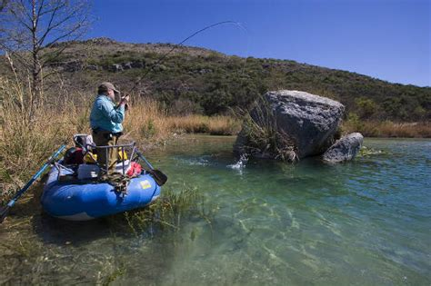 Sun River Ranch devils river fishing guide outfitters texas fly fish texas