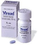 vire d viread patient information description dosage and