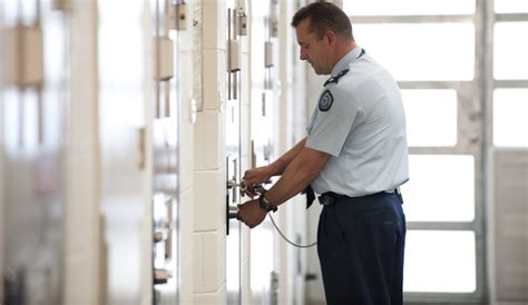 Can You Be A Correctional Officer With A Criminal Record Home Corrections Prisons Parole
